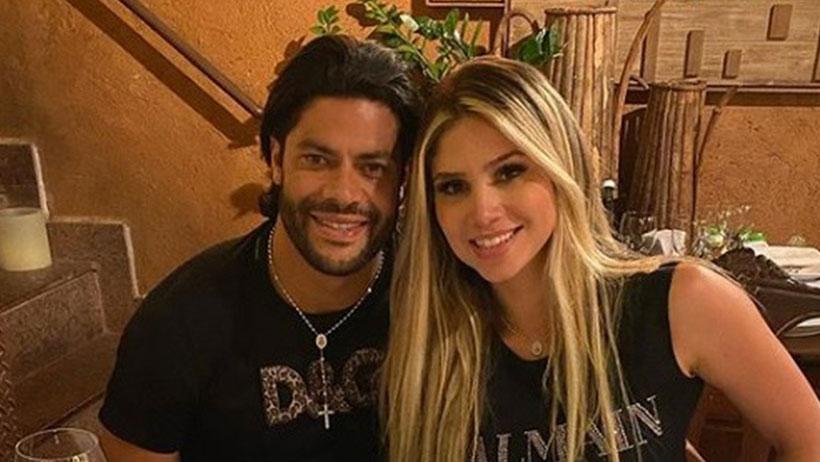 Este se las ganó a los regios: Futbolista 'Hulk' se divorcia para casarse con su sobrina