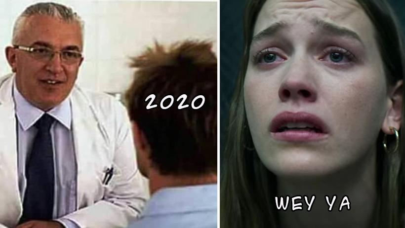 Que ya se acabe el 2020.
