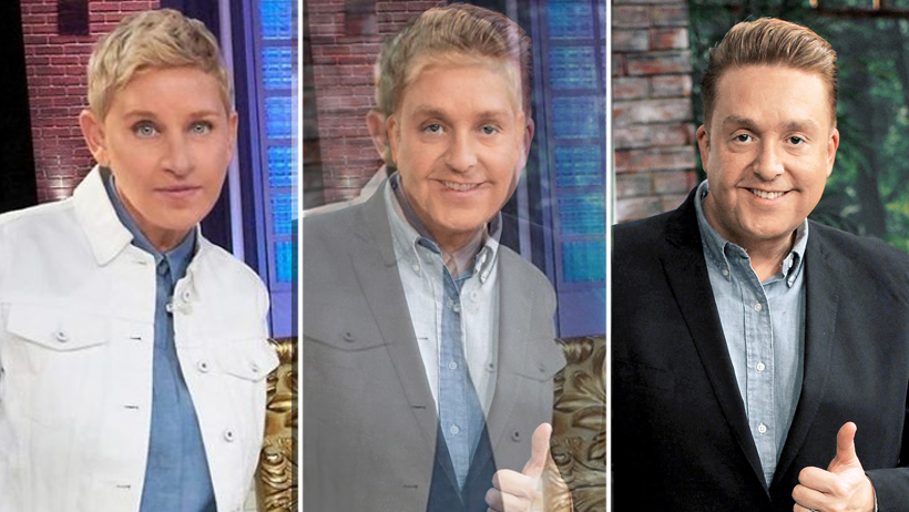 ¿Qué tipo de Daniel Bisogno es este? Cancelan a Ellen DeGeneres en Twitter