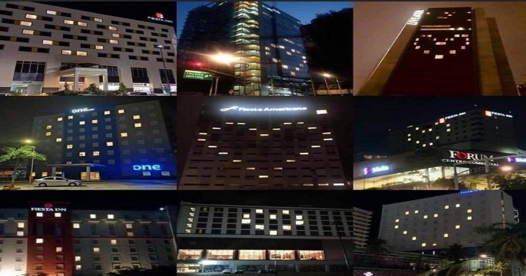 Hoteles de México dan mensaje de esperanza por el coronavirus: FOTOS